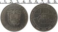 Изображение Монеты Панама 10 бальбоа 1978 Медно-никель UNC-