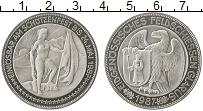 Изображение Монеты Европа Швейцария Жетон 1987 Серебро Proof