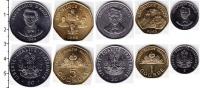 Изображение Наборы монет Гаити Гаити 1995-2011 1995  UNC