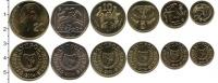 Изображение Наборы монет Кипр Кипр 2004 2004  UNC