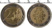 Изображение Монеты Франция 2 евро 2018 Биметалл UNC
