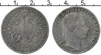 Продать Монеты Австро-Венгрия 1 флорин 1859 Серебро