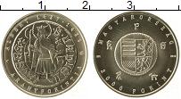 Изображение Монеты Венгрия 2000 форинтов 2016 Латунь UNC ВР. Золотой флорин С