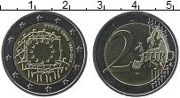 Изображение Монеты Кипр 2 евро 2015 Биметалл UNC