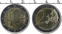 Изображение Монеты Финляндия 2 евро 2012 Биметалл UNC 150 лет со дня рожде