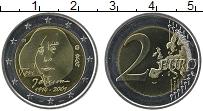 Изображение Монеты Финляндия 2 евро 2014 Биметалл UNC 100 летие Туве Янссо