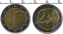 Изображение Монеты Франция 2 евро 2013 Биметалл UNC 150 лет со дня рожде