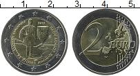 Изображение Монеты Греция 2 евро 2015 Биметалл UNC