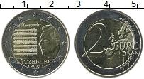 Продать Монеты Люксембург 2 евро 2013 Биметалл