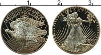 Изображение Монеты США Жетон 0 Латунь Proof Официальная копия мо
