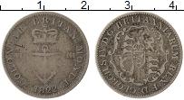 Продать Монеты Британская Гвиана 1/8 доллара 1822 Серебро