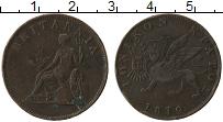 Продать Монеты Ионические острова 1 обол 1819 Медь