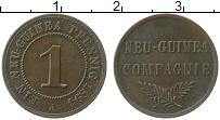 Изображение Монеты Великобритания Новая Гвинея 1 пфенниг 1894 Медь XF