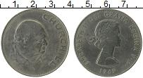 Изображение Монеты Великобритания 1 крона 1965 Медно-никель XF Елизавета II. Уинсто
