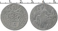 Изображение Монеты Европа Ватикан 1/5 скудо 1773 Серебро VF
