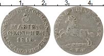 Изображение Монеты Ганновер 3 марьенгрош 1816 Серебро XF