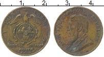 Изображение Монеты ЮАР Жетон 1896 Латунь VF 1 фунт. Пауль Крюгер