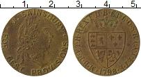 Изображение Монеты Великобритания Жетон 0 Латунь XF J Sainsbury 1798