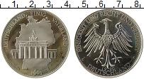 Изображение Монеты Германия Жетон 1990 Медно-никель Proof- Объединение Германии