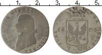 Изображение Монеты Пруссия 4 гроша 1803 Серебро VF Фридрих Вильгельм II