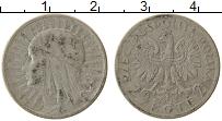 Изображение Монеты Польша 2 злотых 1932 Серебро XF