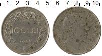 Изображение Монеты Румыния 100 лей 1943 Медно-никель VF Михай I