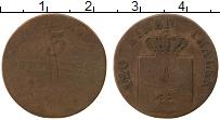 Изображение Монеты Пруссия 3 пфеннига 0 Медь F