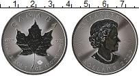 Изображение Монеты Канада 5 долларов 2020 Серебро Proof