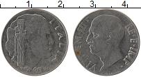 Изображение Монеты Италия 20 чентезимо 1940 Медно-никель VF Витторио Эммануил II