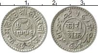 Изображение Монеты Азия Кач 1 кори 1940 Серебро XF
