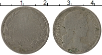 Изображение Монеты Колумбия 5 сентаво 1907 Медно-никель VF