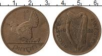 Изображение Монеты Ирландия 1 пенни 1933 Бронза VF