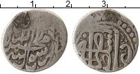 Изображение Монеты Афганистан 1/2 рупия 0 Серебро VF