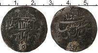 Изображение Монеты Иран 1 аббаси 0 Серебро VF Хусейн I