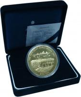 Изображение Подарочные монеты Южная Корея 2000 вон 2002 Латунь Proof