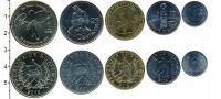 Изображение Наборы монет Гватемала Гватемала 2009-2013 0  UNC