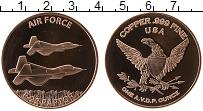 Изображение Монеты США 1 унция 0 Медь UNC