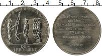 Изображение Монеты ГДР Жетон 1986 Медно-никель UNC-