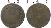 Изображение Монеты Германия Юлих-Берг 1/2 стюбера 0 Медь VF
