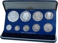 Изображение Подарочные монеты Ямайка Выпуск 1978 года 1978  Proof