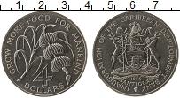 Продать Монеты Антигуа и Барбуда 4 доллара 1970 Медно-никель