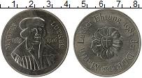 Изображение Монеты ГДР Медаль 1983 Медно-никель UNC-