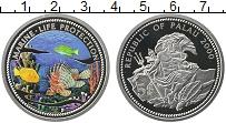 Изображение Монеты Палау 5 долларов 2000 Серебро Proof