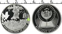 Изображение Монеты Палау 2 доллара 2014 Серебро Proof