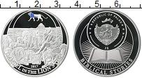 Изображение Монеты Палау 2 доллара 2017 Серебро Proof