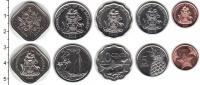 Изображение Наборы монет Багамские острова Багамские острова 2015 2005  UNC