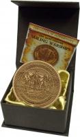 Изображение Подарочные монеты Сомали 100 шиллингов 2019 Дерево UNC
