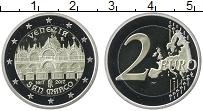 Изображение Монеты Италия 2 евро 2017 Биметалл Proof 400-летие Собора Свя
