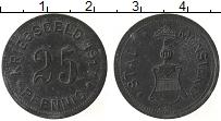 Изображение Монеты Германия : Нотгельды 25 пфеннигов 1917 Цинк XF Мюнстер