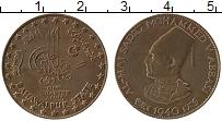 Изображение Монеты Индия Бахавалпур 1/4 анны 1940 Медь XF